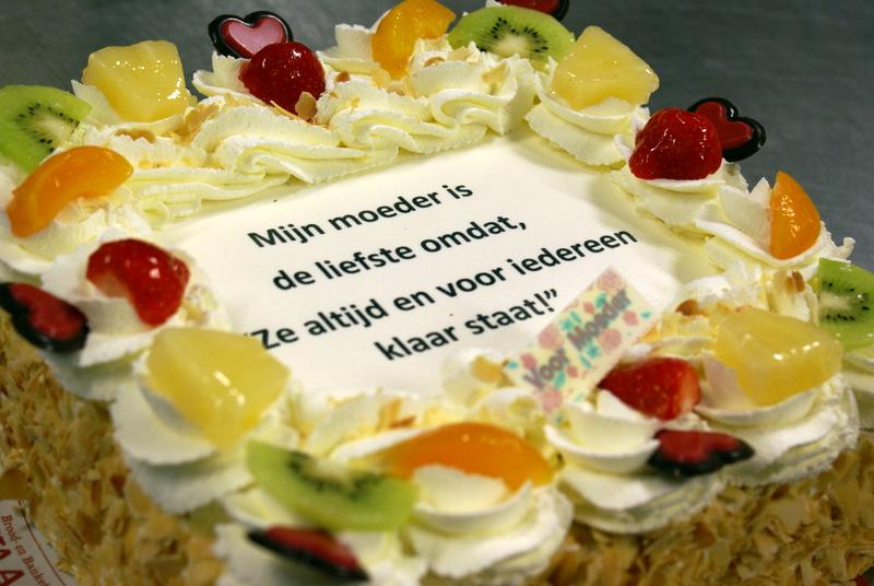 taart met tekst Taart Met Foto En Tekst   ARCHIDEV taart met tekst
